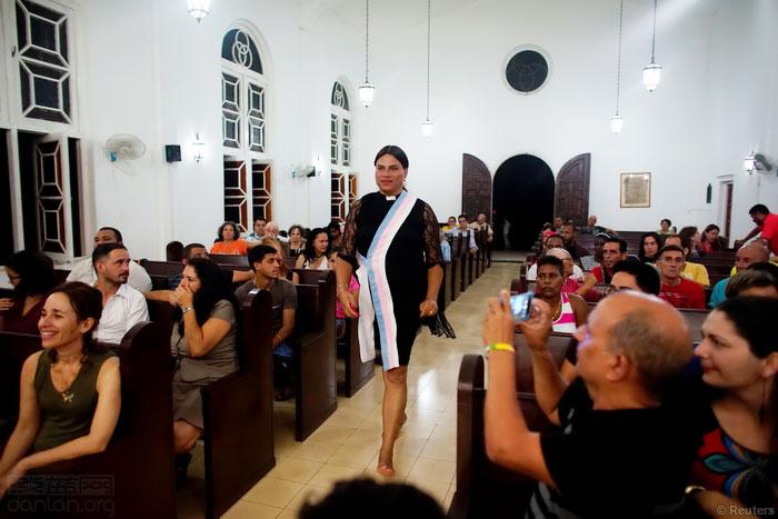 跨性别者首次在古巴主持圣餐礼