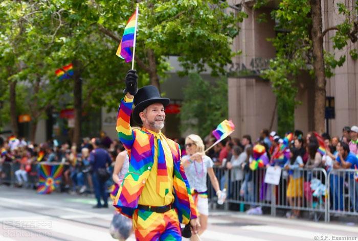 多元庆祝:第47届旧金山同志巡游