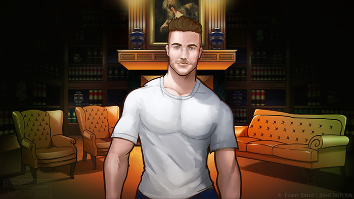 这款角色扮演游戏探讨Gay圈文化和争议