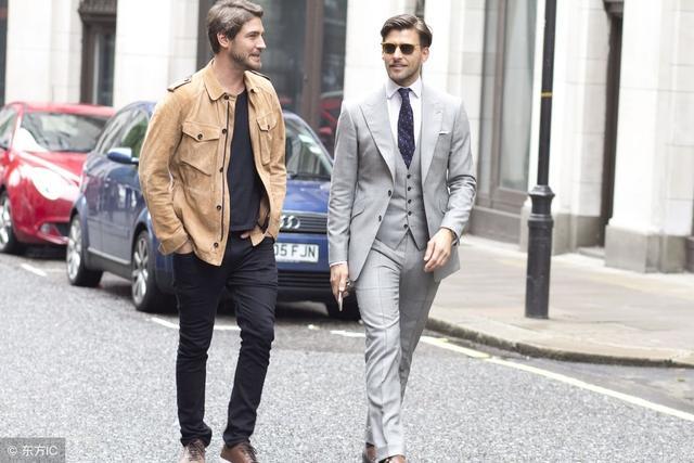男人应该怎么穿搭?男人怎么穿搭才有气质?