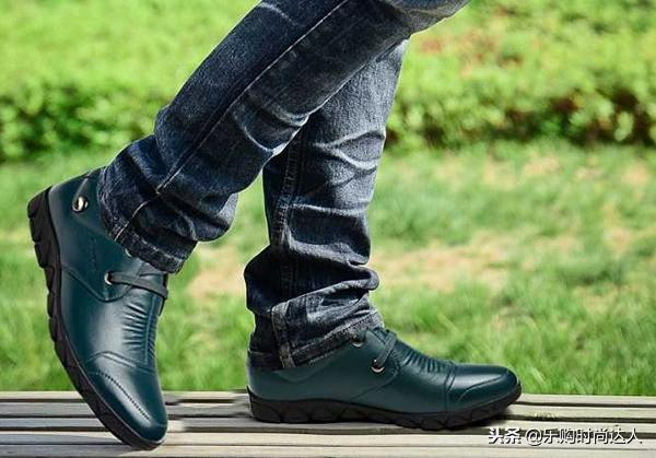 时尚经典皮鞋,给你带来不一样的型男范儿