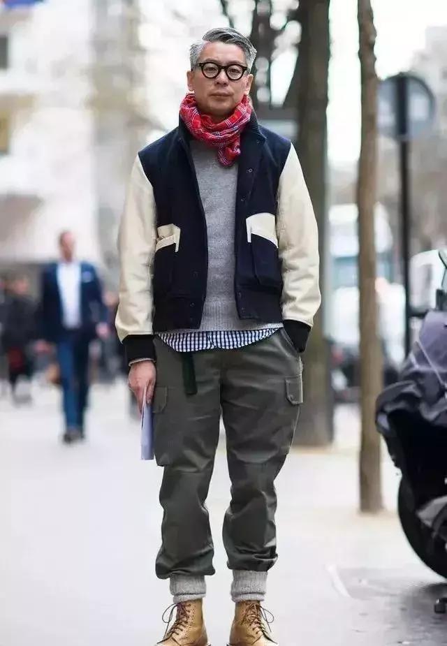 说工装裤丑,可能只是你不会穿而已!