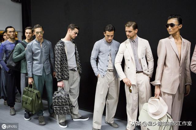 男人穿衣的最高级,是穿的像自己