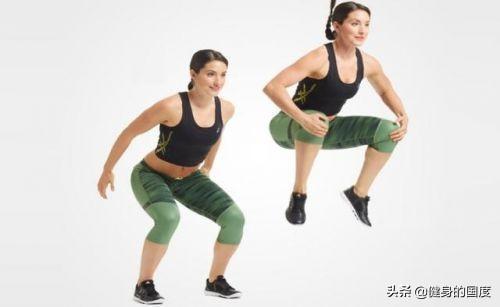 这些减肥训练动作,在家就可以轻松完成,帮你快速减肥